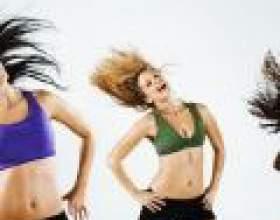 Уроки танцювальної аеробіки фото