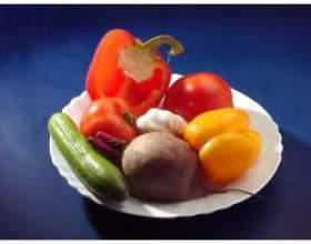 Овочі та фрукти для підвищення потенції фото