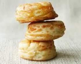 Печиво сирне - смачне і різноманітне! фото