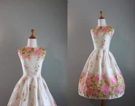 Плаття в стилі стиляг для любительок завзятого ретро фото