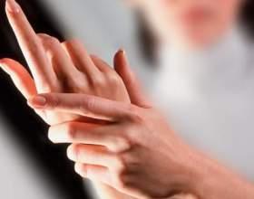 Чому рука німіє? Чому німіють пальці на руках? Чому німіють руки вночі? фото