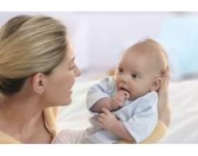 Чому важливо постійне спілкування матері і немовляти фото