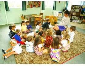 Підготовка до дитячого саду фото