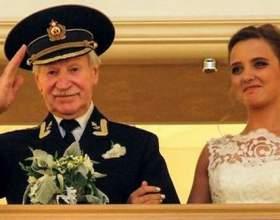 З'явилися перші фотографії з весілля 84-річного івана краско фото