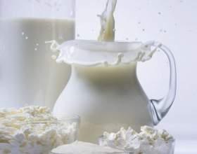 Корисні кисломолочні продукти фото