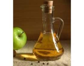 Корисні властивості яблучного оцту фото