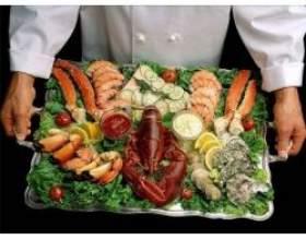 Корисні властивості м'яса, риби, морських делікатесів для здоров'я фото