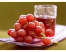 Корисні властивості виноградного соку фото
