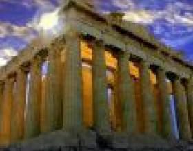 Карта пам'яток греції фото