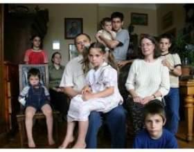 Пізні діти в багатодітній родині фото