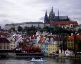 Чеські пам'ятки: прага для туристів фото