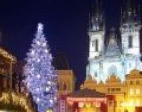 Свята за кордоном: новорічна прага фото