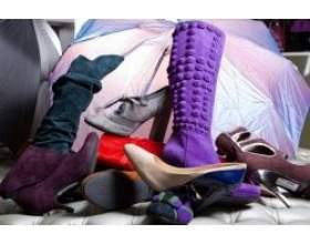 Правила вибору жіночого взуття фото