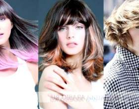 Зачіски та стрижки - модні тенденції 2016 фото