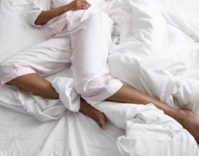 Причини і лікування синдрому неспокійних ніг фото