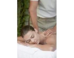 Прийоми масажу грудного відділу хребта фото