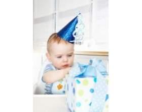 Запрошення на день народження малюка фото