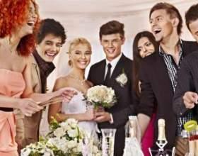 Правила етикету на весіллі фото