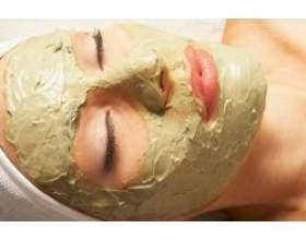 Застосування зеленої глини в косметології фото