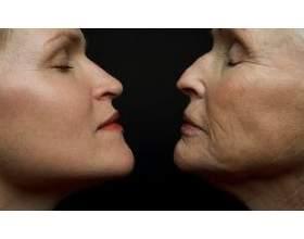 Ознаки - старіння шкіри фото