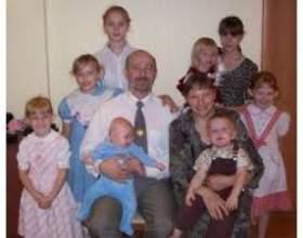 Проблеми дітей з багатодітної сім'ї фото