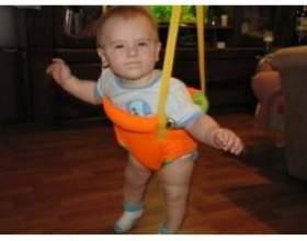 Стрибуни, ходунки: шкідливо чи для дитини? фото