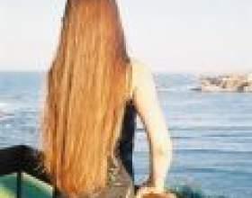 Виховуємо довге волосся за короткий термін фото