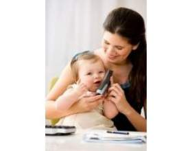 Розвиток мови у маленького малюка фото