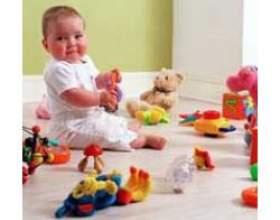 Розвиваючі ігри для немовляти фото