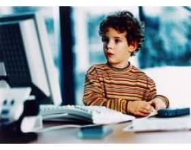 Розвиваючі комп'ютерні ігри для дітей фото