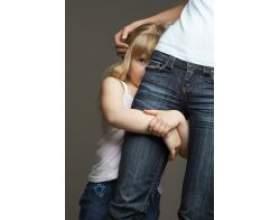 Дитина боїться інших дітей фото