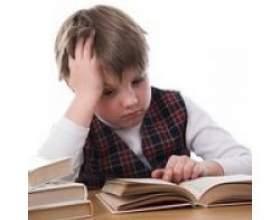Дитина не хоче ходити в школу фото