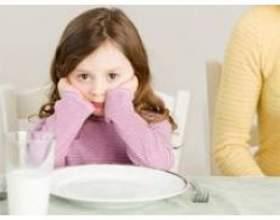 Дитина відмовляється їсти протягом дня фото