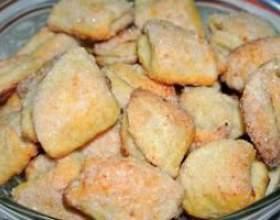 Рецепт сирного печива з дитинства фото