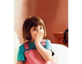 Мовний дефект мови дитини фото