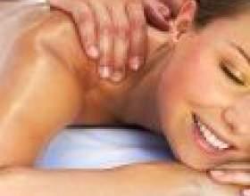 Релаксуючий масаж від стресу і втоми фото