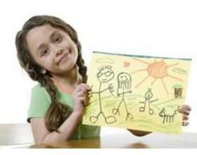 Малювання дітей: свобода творчості, розвиток особистості фото