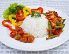 Рисово-овочева дієта фото