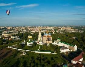 Рязанська область: пам'ятки і найцікавіші місця фото