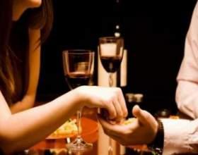 Як прикрасити романтичну вечерю фото