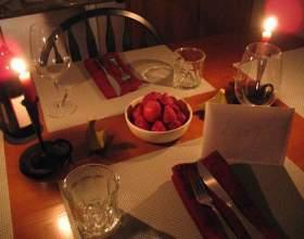 Романтична вечеря для коханої: що приготувати вдома в день всіх закоханих 14 лютого фото