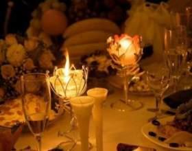 Романтична вечеря при свічках: секрети і поради фото