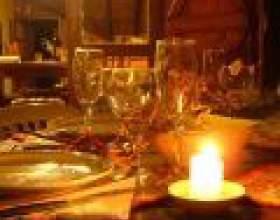 Романтична вечеря для коханого фото