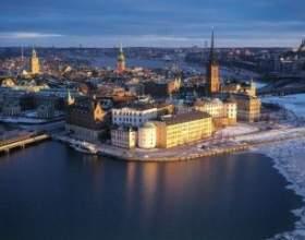 Стокгольм: як побувати на цікавих екскурсіях фото