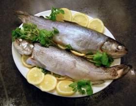 Риба у фользі в духовці - просто і смачно фото