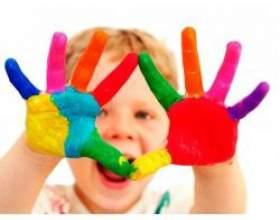 З чого починається дитяча творчість? фото