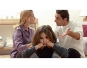 З ким залишиться дитина після розлучення батьків фото