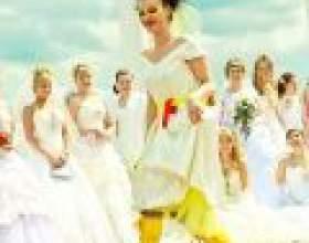 Самі незвичайні образи нареченої фото