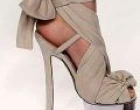 Модні туфлі 2011 фото