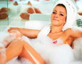 Найпопулярніші цілющі ванни фото